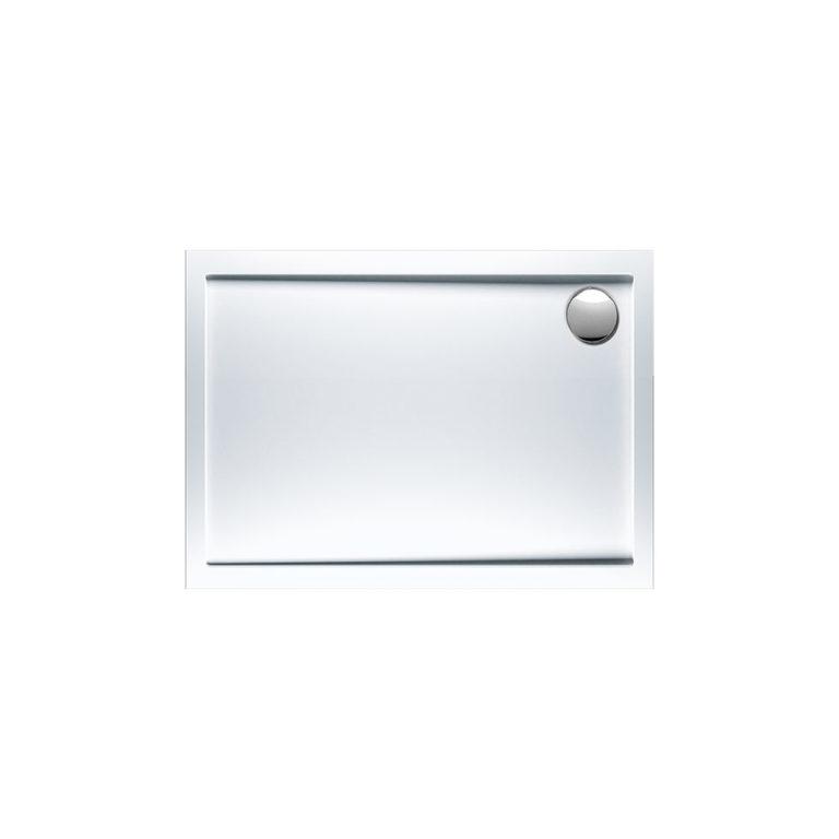 Ντουζιέρα Ορθογώνια  Sirene Extra-Flat 100X70